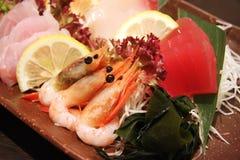 sashimi d'agencement illustration stock