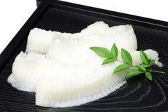 Sashimi d'engawa Image stock
