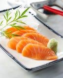 Sashimi da causa Fotografia de Stock Royalty Free