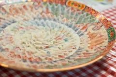 Sashimi de Fugu Photographie stock