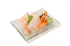 Sashimi de Hotate Fotografía de archivo libre de regalías