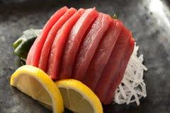 Sashimi de Maguro Fotos de archivo libres de regalías