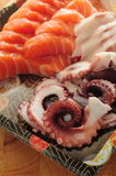 Sashimi de Otsukuri Imagens de Stock Royalty Free