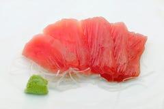 Sashimi de thon Images stock