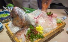 Sashimi do luciano Imagens de Stock Royalty Free