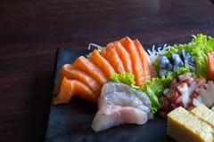 Sashimi do sushi Imagens de Stock