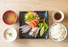 Sashimi frais cru Photo stock