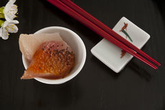 Sashimi, Japanese cuisine.