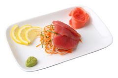 Sashimi maguro Royalty Free Stock Photo