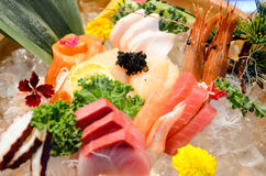 Sashimi Matsu Fotografia Stock
