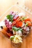 Sashimi Matsu stockbild