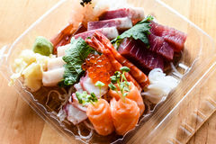 Sashimi Matsu. For Carry out Stock Photography