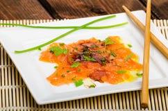 Sashimi new style Stock Image
