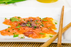 Sashimi new style Royalty Free Stock Photography