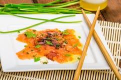 Sashimi new style Stock Images