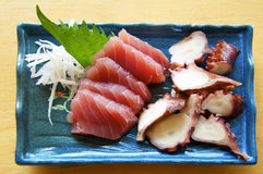 Sashimi, not Sushi Royalty Free Stock Photography