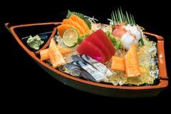 Sashimi owoce morza Zdjęcie Royalty Free