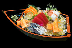 Sashimi seafood Royalty Free Stock Photo