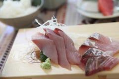 Sashimi set Stock Photo