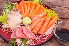 Sashimi Stock Photography