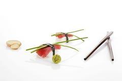 Sashimi sushi. stock images