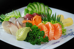Sashimi sushi Royalty Free Stock Photos