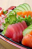 Sashimi sushi Royalty Free Stock Photography