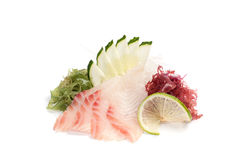 Sashimi Thai Royalty Free Stock Photo
