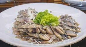 Sashimi Royalty Free Stock Photo