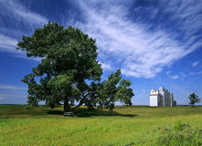 Saskatchewan - Countryside Stock Photo