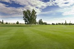 Saskatchewan-Golf Lizenzfreies Stockbild
