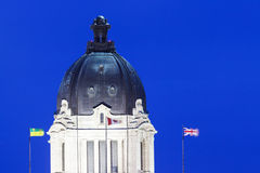 Saskatchewan Legislative Building Royalty Free Stock Image