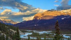 Saskatchewan River stock footage