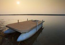 Saskatchewan sunrise Stock Image