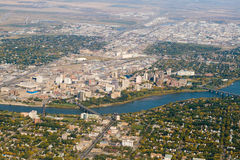 Saskatoon Royalty Free Stock Images