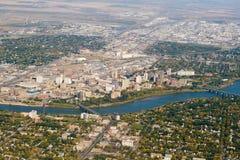 Saskatoon Royalty-vrije Stock Afbeeldingen