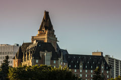 Saskatoon Landmark Royalty Free Stock Images