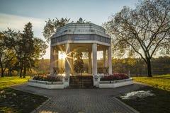 Saskatoon Vimy pomnik Fotografia Royalty Free