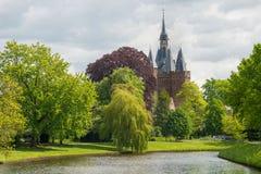 Sassenpoort em Zwolle Imagens de Stock Royalty Free
