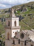 Sassi de Matera. Basilicata. Imagenes de archivo