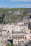 Sassi di Matera, Italy Royalty Free Stock Image