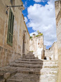 Sassi di Matera. La Basilicata. Immagine Stock