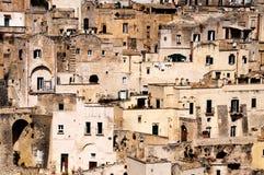 Sassi di Matera Royalty Free Stock Image