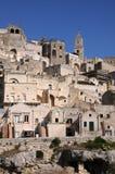 Sassi di Matera Royalty Free Stock Images