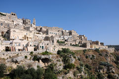 Sassi di Matera Stock Photos