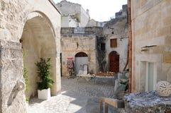 Sassi di Matera Royalty Free Stock Photography