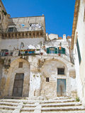 Sassi of Matera. Basilicata. Royalty Free Stock Photo