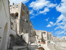 Sassi of Matera. Basilicata. Royalty Free Stock Images