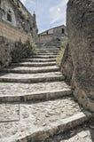 Sassi of Matera. Basilicata. Stock Image