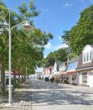 Sassnitz, νησί Ruegen, η θάλασσα της Βαλτικής, Γερμανία Στοκ φωτογραφίες με δικαίωμα ελεύθερης χρήσης